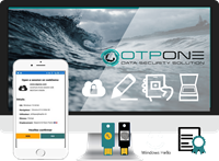 otpone passwordless turn key solution API solution sans mots de